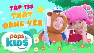 [New] Mầm Chồi Lá Tập 135 - Thật Đáng Yêu | Nhạc Thiếu Nhi Remix | Vietnamese Kids Song