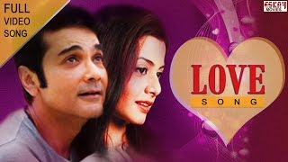Koel and Prosenjit love in Sathi ato bhalobasha tumi dile amay II BADSHA THE KING