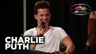 Download Lagu Charlie Puth Talks New Album 'Voice Note', Conversations With Liam Payne & Touring With Shawn Mendes Gratis STAFABAND