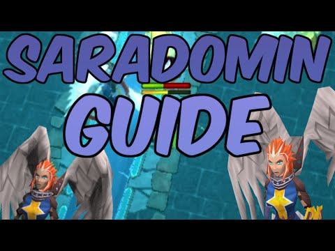 Saradomin GWD Guide UPDATED: 2-4M/Hour Money Making [Runescape 2014]