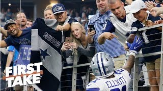 Cowboy fans are not 'fair-weather, they're delusional' –Max Kellerman | First Take