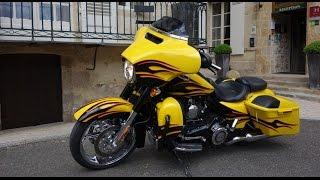 2015 Harley Davidson CVO Street Glide : essai AutoMoto