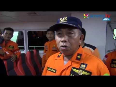 PENCARIAN ANGGOTA POL AIRUD BELUM MEMBUAHKAN HASIL | KOMPAS NEWS ACEH 29/04/2016
