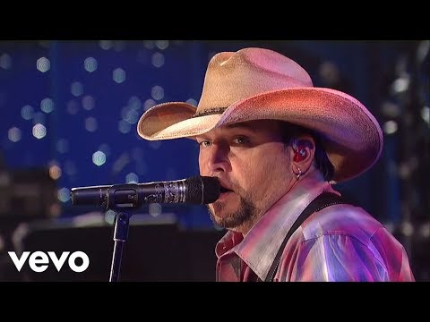 Jason Aldean - Tattoos On This Town (Live @ Letterman, 2012)