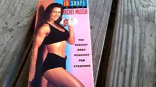 In Shape with Rachel McLish VHS review