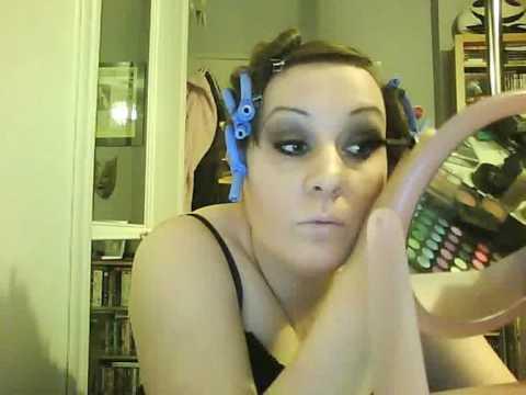 Cabaret Make-up Inspiration