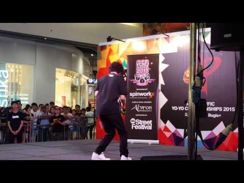 2015 Asia Pacific Yo-Yo Contest - Shinji Saito