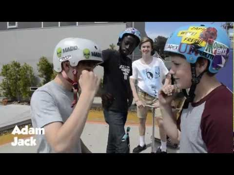 Adam Klosz VS Jack Mack | Game of SCOOT