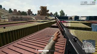 PLAYERUNKNOWN'S BATTLEGROUNDS: DeathCam | Aufgenommen mit GeForce