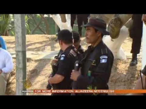 Mexico drug cartels hit Guatemala - 31 Mar 09
