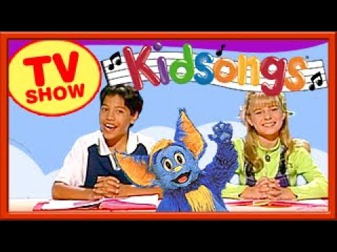 kidsongs tv show learning a lesson   youtube