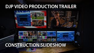DJP Video Production Trailer Construction Photos