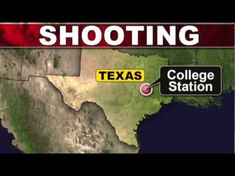 Texas A&M: Active Shooter Near Campus Caught