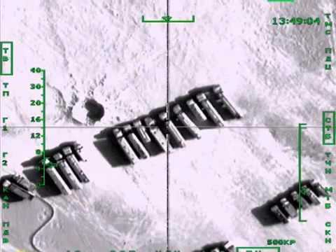 Russia airstrikes on IS tanker vehicles delivering oil to Iraq