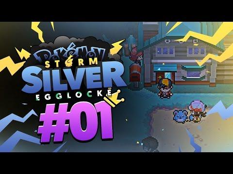 Pokémon Storm Silver Egglocke w/ TheKingNappy! - Ep 1