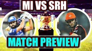 IPL 2018: Mumbai Indians vs Sunrisers Hyderabad, Rohit vs Williamson, Match Preview  वनइंडिया हिंदी
