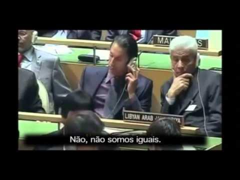 A Verdade Da Queda De Muamar Kadafi E Versão Da Mídia Internacional. video