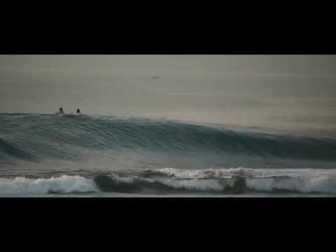 Surfing in Sumatra, Krui