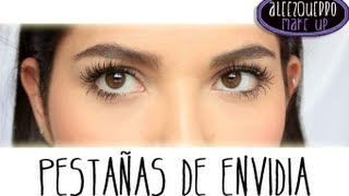 Tips para pintar tus pestañas /How to Apply Mascara