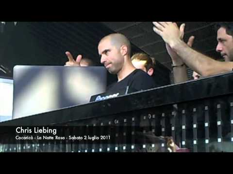 CHRIS LIEBING @ COCORICO' - SABATO 2.07.2011 Music Videos