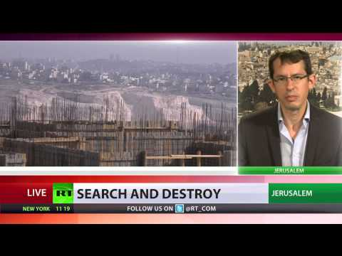 Brute Force: Israel destroys 'terrorists'' homes amid search for missing teens