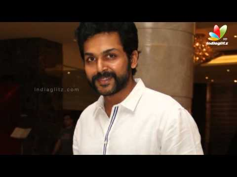 Karthi hospitalized | Komban Movie Shooting Spot | Hot Tamil Cinema News