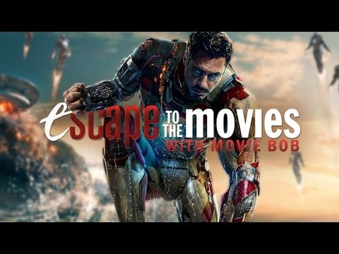 IRON MAN 3 (Escape to the Movies)
