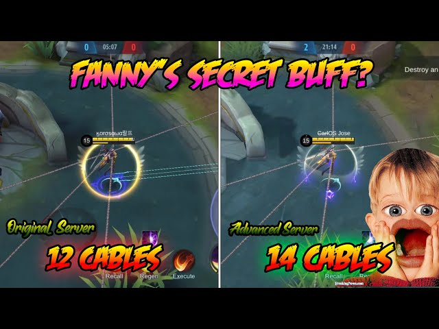 FANNY IS FINALLY GETTING A BUFF? thumbnail
