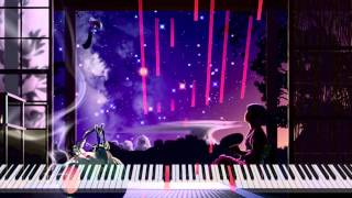 Emotional Piano Music - Shimmer of The Night (Original Composition)