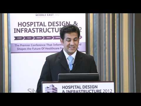 Hospital Design & Infrastructure Conference - Dubai June 2012