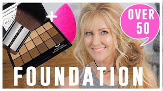 Look Younger Using These Foundation Tips Over 50!