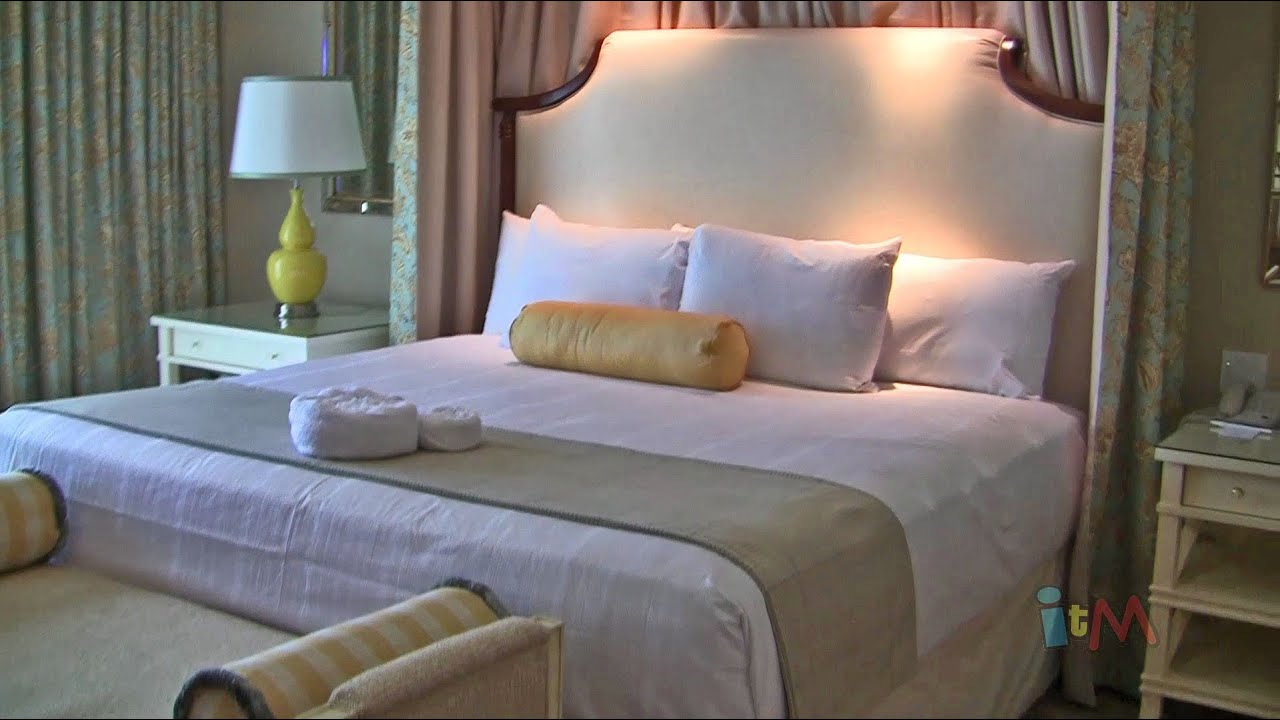 Grand Floridian Villas Dvc Grand Villa Room Tour At Walt