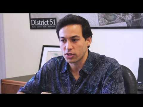 Rep. Chris Lee On Same-sex Marriage: After 20 Years Will Hawaii Make History? video