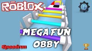 [ROBLOX|SPEEDRUN] MEGA FUN OBBY [1000 Stages] | 2:48:31 hrs. » Ludaris