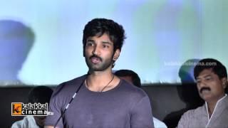 Aadhi at Thilagar Movie Audio Launch