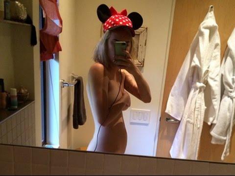 Hija de Demi Moore y Bruce Willis publica foto desnuda