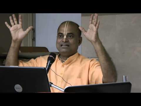 Bhakti Shastri 01 in Hindi by Shyamcharan Das at ISKCON Chowpatty on 20 Oct 2013