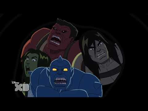 Hulk And The Agents Of S.M.A.S.H - The Venom Inside