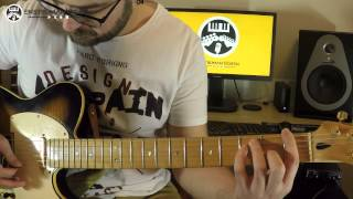 (8.93 MB) Gitar Dersi: 12-Temel Bare akorlar Mp3
