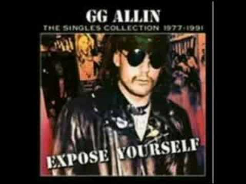 Gg Allin - I Am A Gypsy Motherfucker