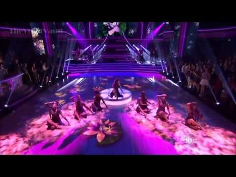 [HD] Selena Gomez - Come and Get It-DWTS-16-Results