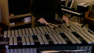 """The Theme from Schindler's List"" - Ed Saindon Vibraphone"
