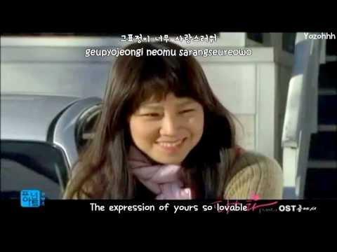 [Pasta OST] Kim Jung Ah - You're So Cute [ENGSUB + Romanization + Hangul]
