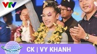 VY KHANH | BƯỚC NHẢY HOÀN VŨ NHÍ 2015 | TẬP 10 (SEASON 2)