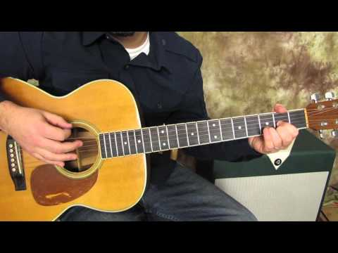 Men At Work - Land Down Under - Easy Acoustic Guitar Lessons - 80's Songs video