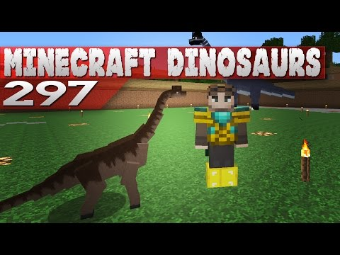 Minecraft Dinosaurs! || 297 || Long Neck