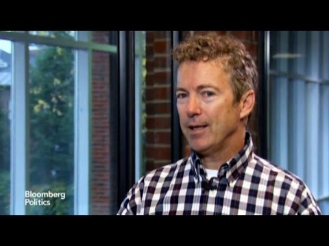 Rand Paul: White House Made 'Mistakes' on Ebola