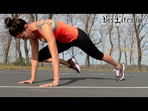 BEST Fat Burning Exercise EVER - YOGA BURPEE Weight Loss Workout - BEXLIFE