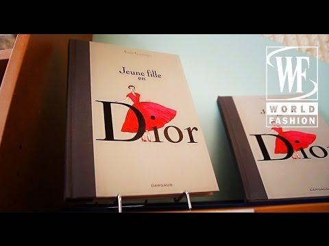 Christian Dior, Premiers Dess(e)ins Exhibition Granville