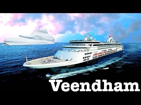 Aboard the Veendam
